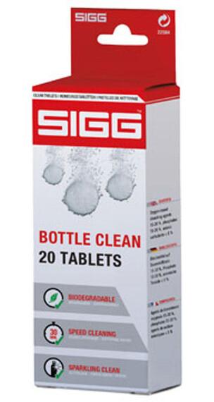 Sigg Bottle Clean Tablets